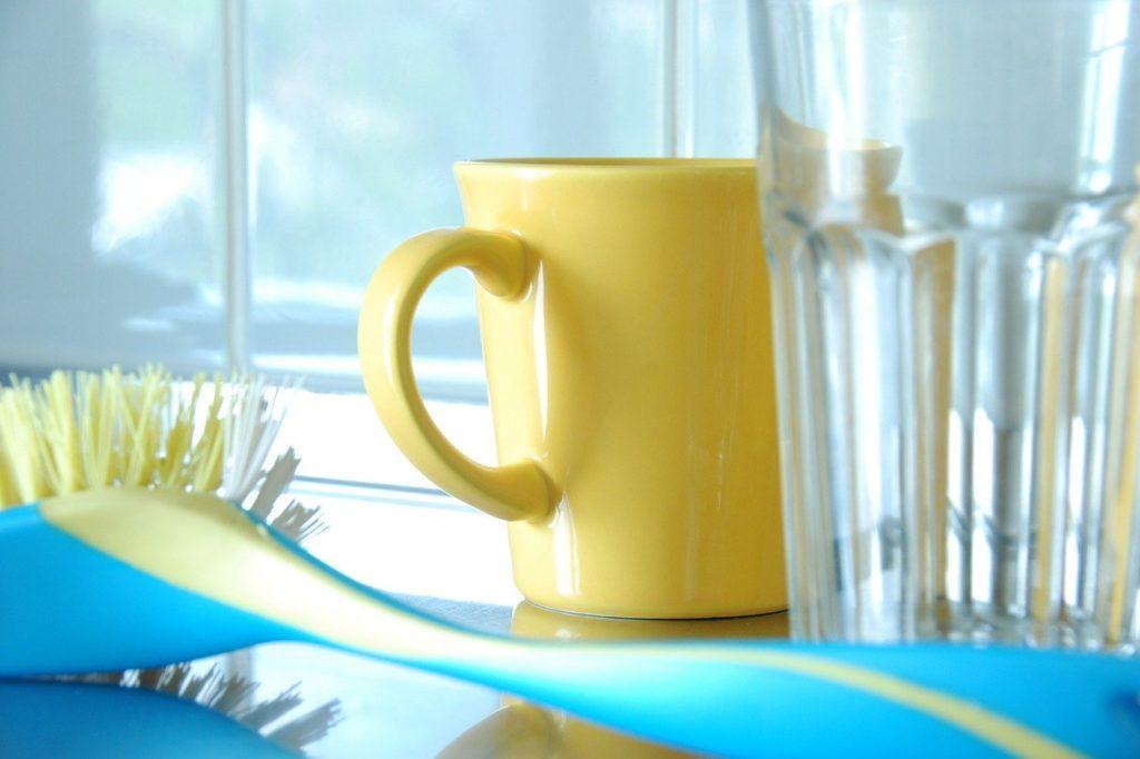 節水 洗い物  コツ